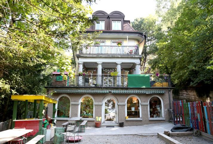 Open House Kindervilla Ali Baba