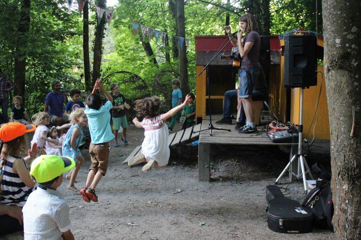 Rückblick Kindervilla Fest vom 10.06.2017