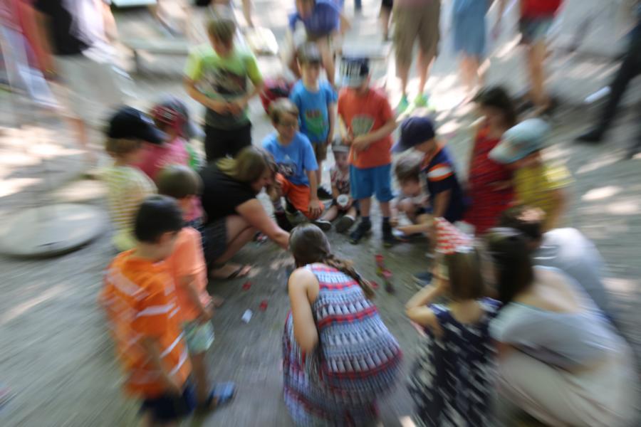 Kindervilla Sommerfest 2018