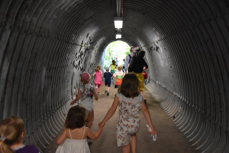 Kindervilla-Hühner-Sommer-Fest 2019!